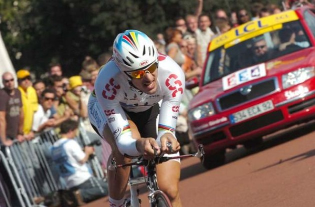 Fabian Cancellara (Team CSC)