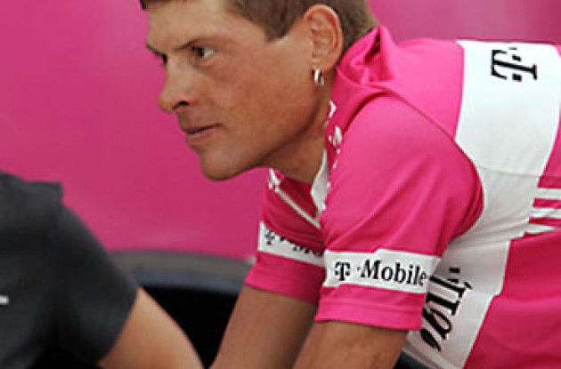 Jan Ullrich. Photo copyright Ben Ross/Roadcycling.com/www.benrossphotography.com.