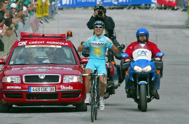 Vinokourov (Astana).