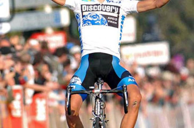Alberto Contador (Team Discovery Channel).