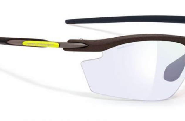 Roadcycling.com reviews the 2011 Rudy Project Rydon sunglasses.