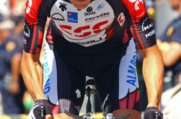 Tom Danielson. Photo copyright Roadcycling.com.