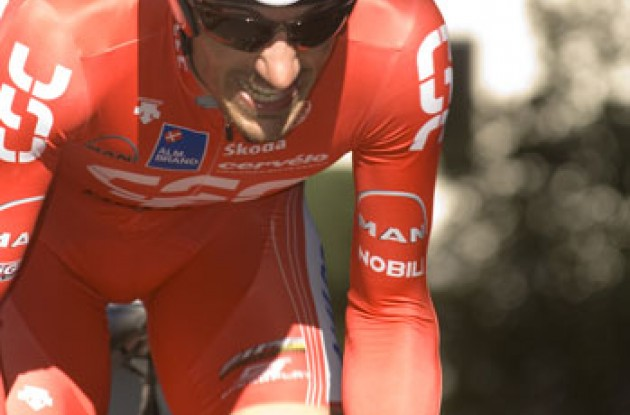 Fabian Cancellara. Photo copyright Roadcycling.com.