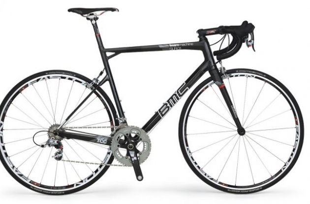BMC Racemaster SLR01 review.