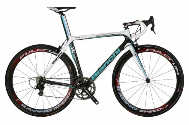 Bianchi 928 Carbon SL ISAP Super Record Review