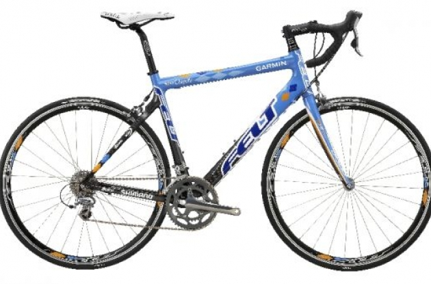 2009 Felt Z35 Team Issue.