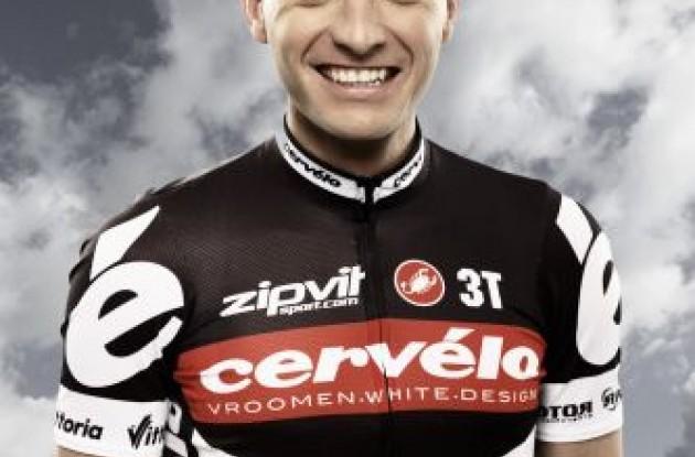 Xavier Florencio (Cervelo TestTeam). Photo copyright Tim de Waele.