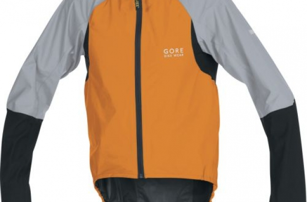 Gore Bike Wear Oxygen IV bike jacket.
