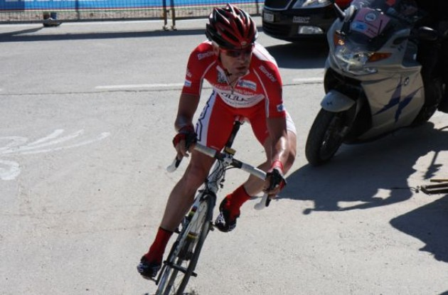 Cadel Evans: won a lot of fans at this years Giro.  He was the 2nd most combatitive rider and 2nd in the TT.