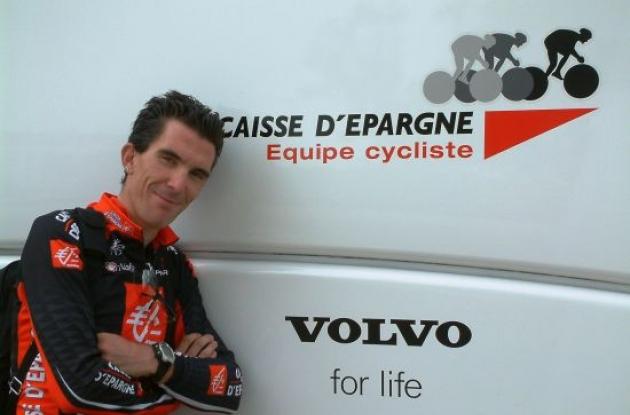 Luis Pasamontes (Team Caisse d'Epargne).