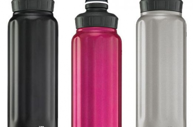 SIGG 1 liter Wide Mouth bottle test.