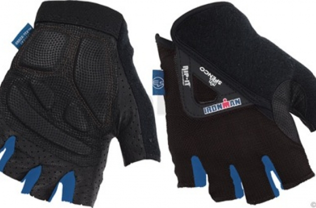 Spenco Ironman T.2 Elite cycling gloves for men.