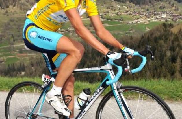 Andreas Klöden (Team Astana).