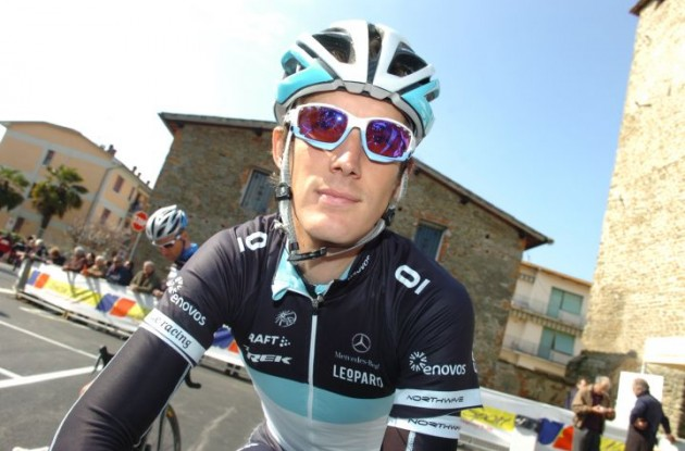 Andy Schleck is aiming for the overall victory in the Tour de France 2011. Will he succeed? Stay tuned to Roadcycling.com and Roadcycling.mobi to find out! Photo Fotoreporter Sirotti.