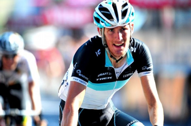 Andy Schleck (Team Leopard-Trek). Photo Fotoreporter Sirotti.