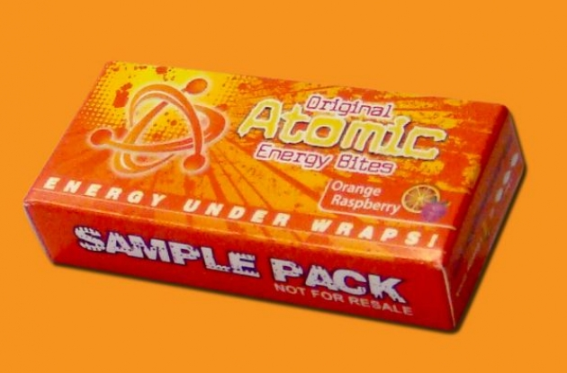 Atomic Energy Bites.