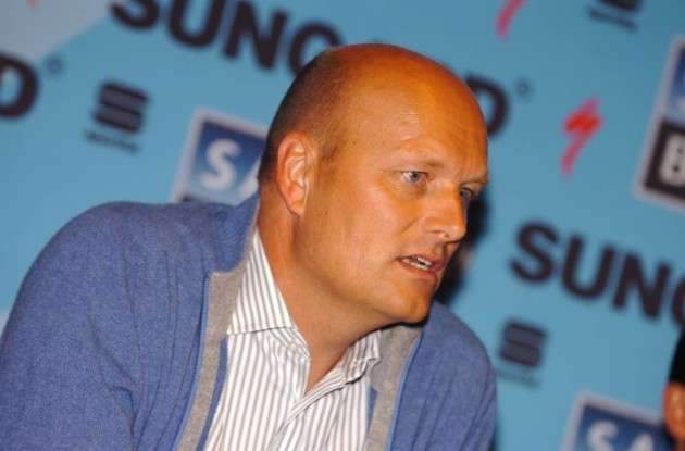 Bjarne Riis. Photo Fotoreporter Sirotti.