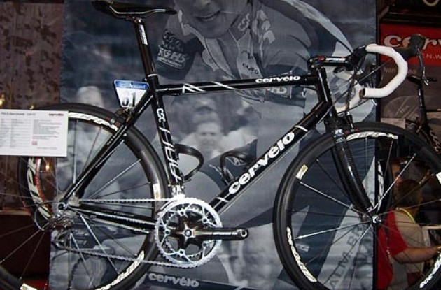 Cervelo R2.5 Bayonne. Photo copyright Roadcycling.com.