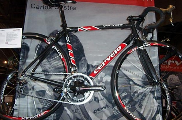Cervelo R2.5 Team. Photo copyright Roadcycling.com.