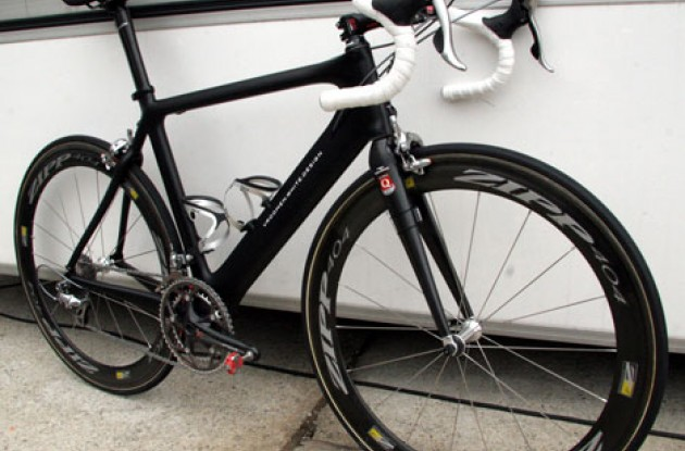 Cervelo Soloist Carbon SR71. Photo copyright Roadcycling.com.