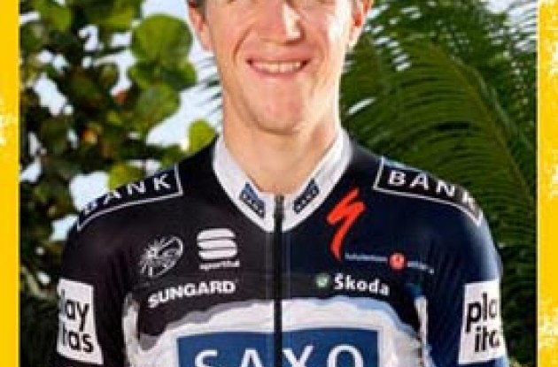 Chris Anker Sørensen - Team Saxo Bank.