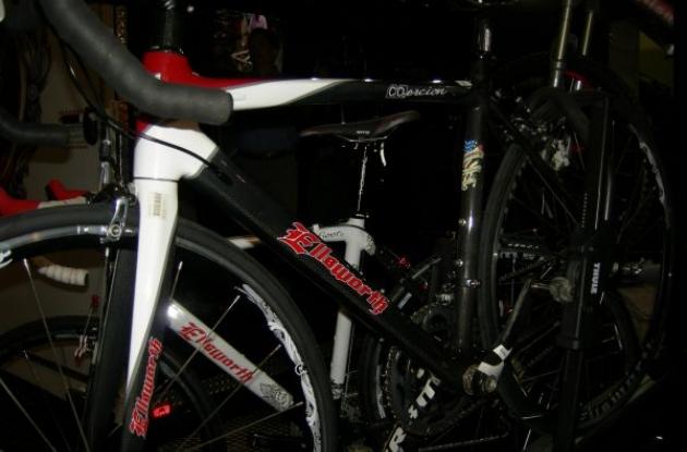 Ellsworth Coercion carbon road bike.