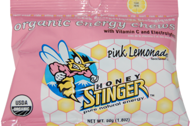 Honey Stinger energy chews review.