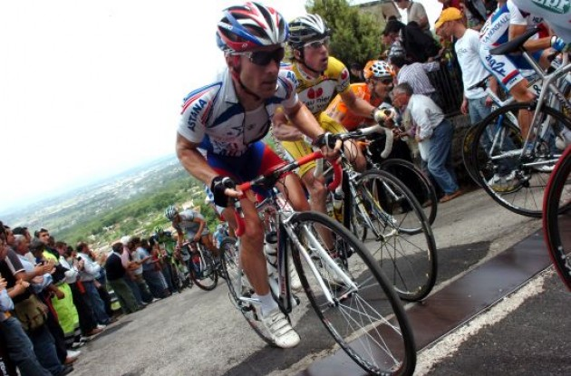 Levi Leipheimer - is he the new team captain after Contador - or will Contador still be able to deliver top performances in the 2008 Giro d'Italia? Stay tuned to Roadcycling.com to find out!