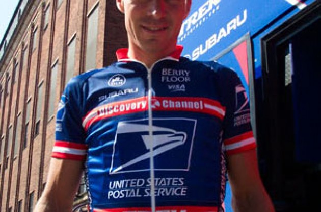 Max van Heeswijk. Photo copyright Roadcycling.com.