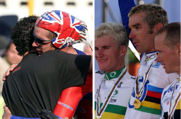 An Olympic title is the biggest goal for David Millar this season.