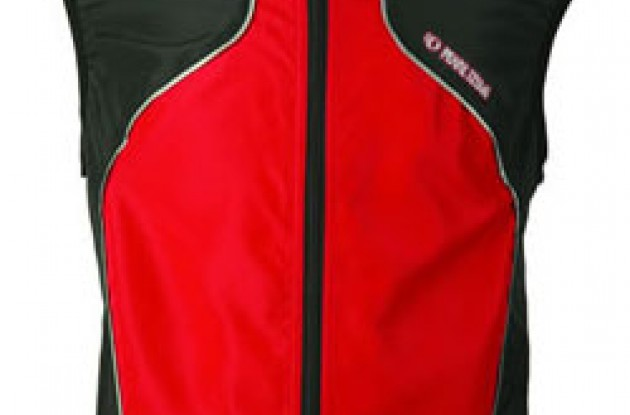 Pearl Izumi Zephrr Vest. Photo copyright Roadcycling.com.