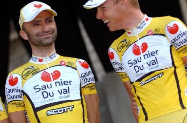 2008 Giro d'Italia map