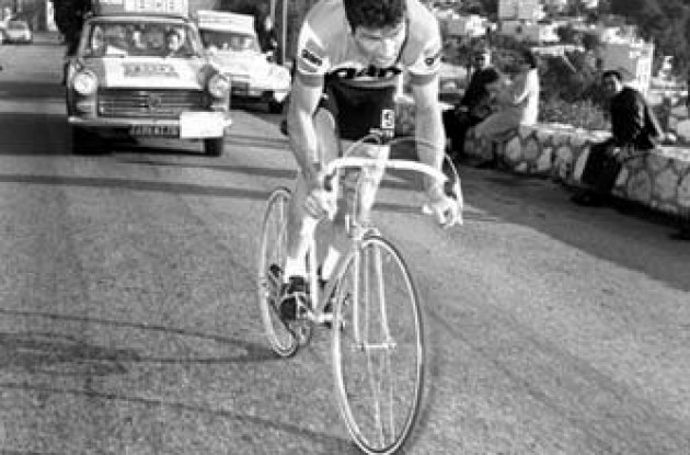 Raymond Poulidor - a true legend.