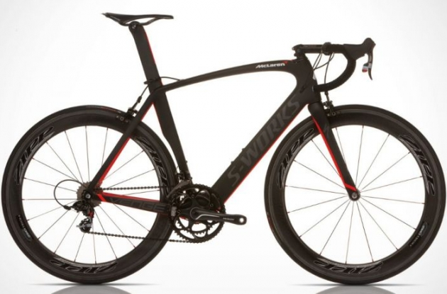 Specialized Venge Road Bike. Photo copyright Roadcycling.com