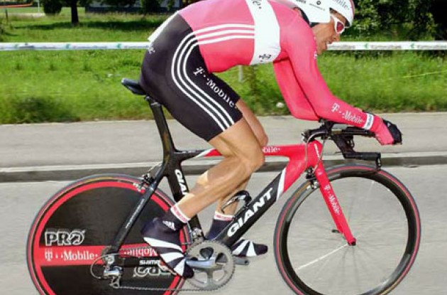 Jan Ullrich. Photo copyright Roadcycling.com.