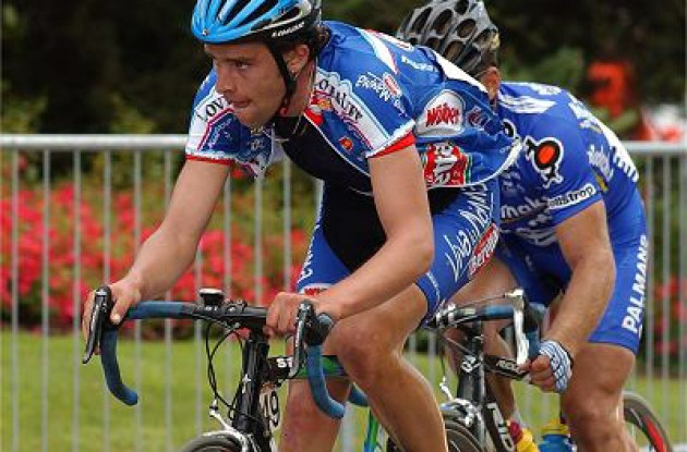 Tom Southam - Amore e Vita. Photo courtesy of www.britishcycling.org.uk .