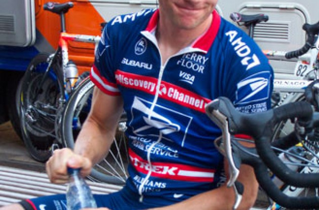 David Zabriskie has yet to sign a contract for 2005. Got a job opening for him? Photo copyright Roadcycling.com.