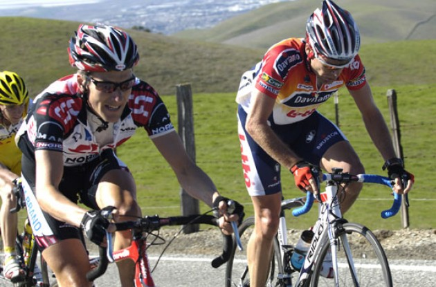 Dave Zabriskie. Photo copyright Roadcycling.com.