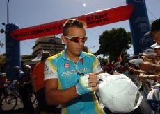 Allan Davis (Team Astana). Photo Fotoreporter Sirotti.